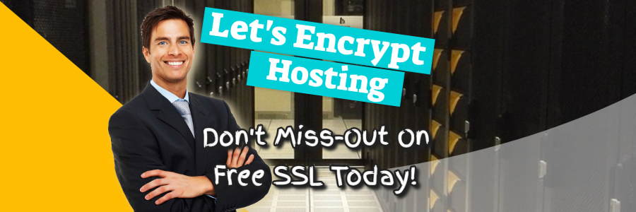 LetsEncrypt hosting featured image