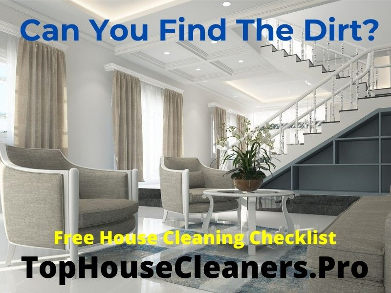Free House Cleaning Checklist for Weekly Maintenance