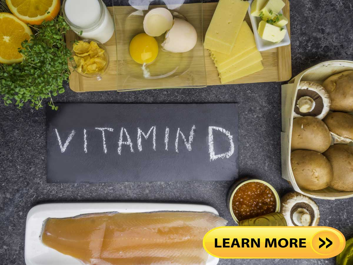 The Benefits of Vitamin D