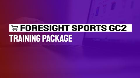 What You Need to Know About the Foresight Sports GC2 Training Package