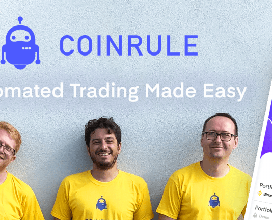 Coinrule Fundraises 0k to Expand Automated Trading to Tokenised Stocks