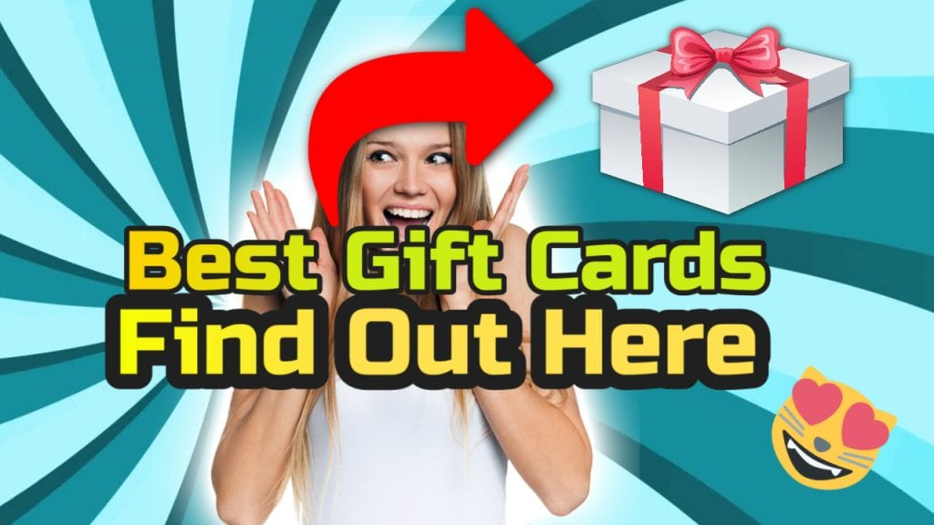 Best Gift Cards And How To Purchase a Gift Card?