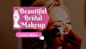 Beautiful Wedding Make-Up
