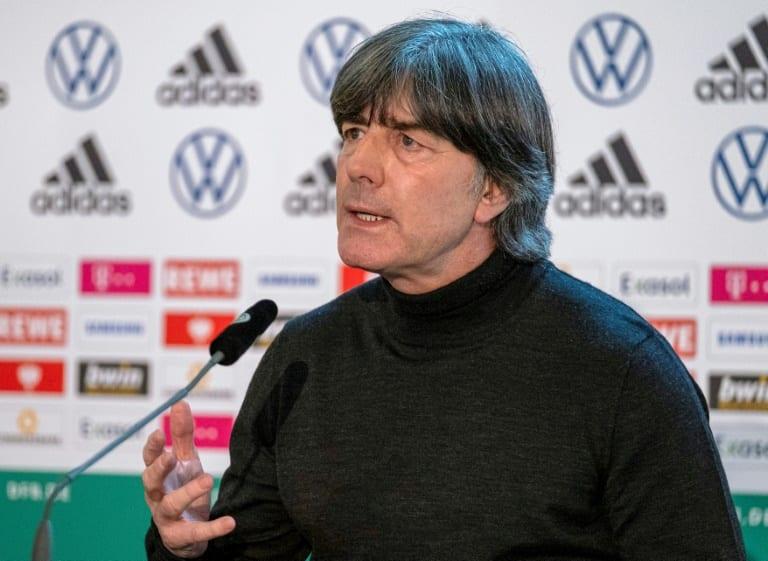 German FA in no rush to replace Loew, Klopp backs Rangnick