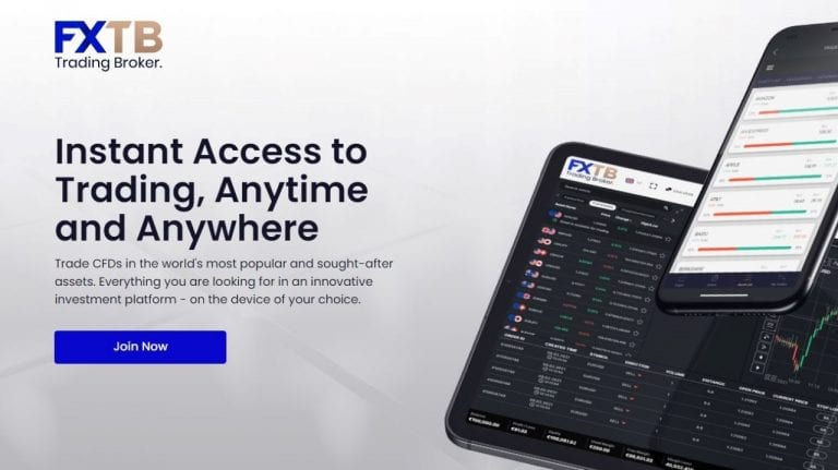 FXTB Is the Premier Platform for Bitcoin CFD Trading