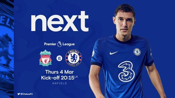 Where to find Liverpool vs. Chelsea on US TV and streaming