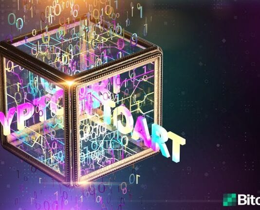NFT-Related Token Prices Soar Amid Digital Art Mania