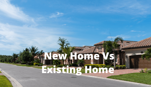 Buying A New House vs an Older Home – The Pro's and Con's