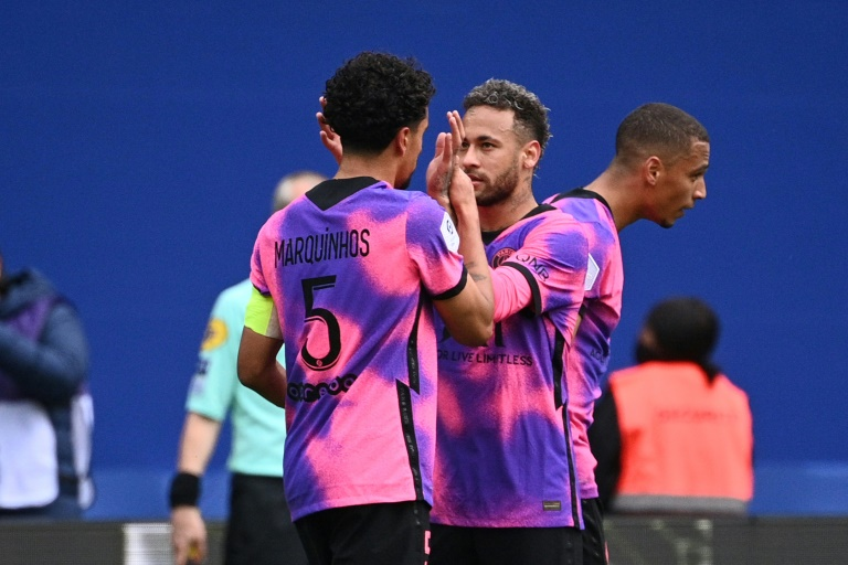 Pochettino 'optimistic' for Mbappe as Neymar nets in crucial PSG victory