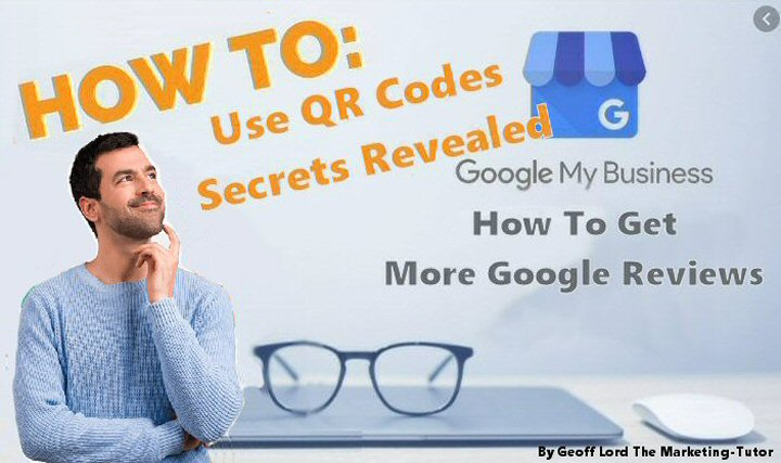 Get More Google reviews with QR Codes
