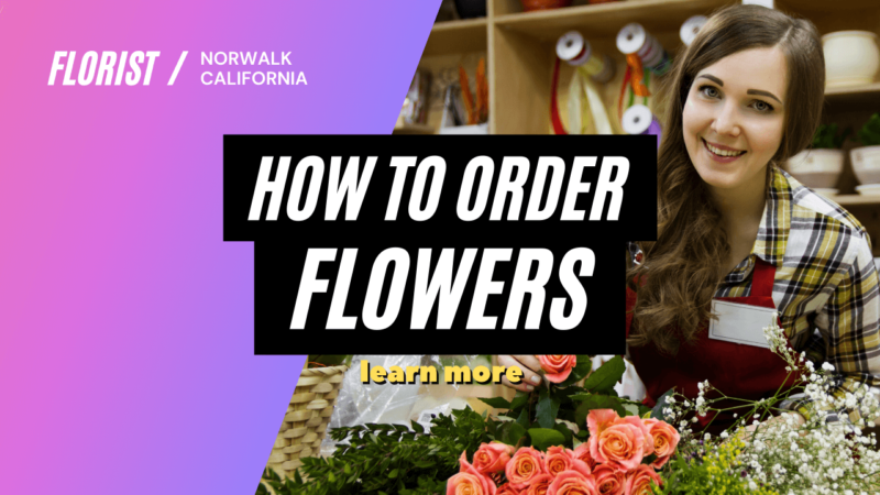 Order Flowers For A Wedding in Norwalk, CA