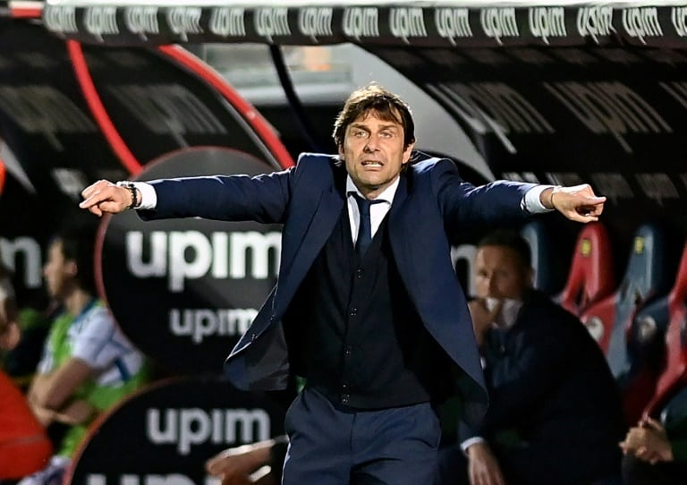 Spurs hold talks with former Inter boss Conte: reports