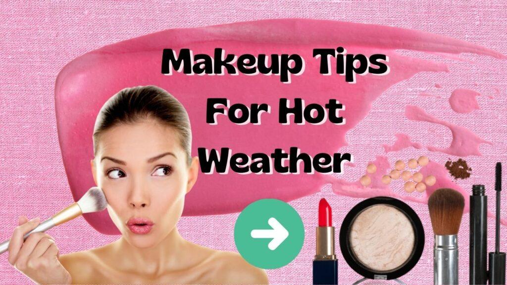 <div>A Little Bit Of Sweat Proof MakeupHistory & Tips</div>